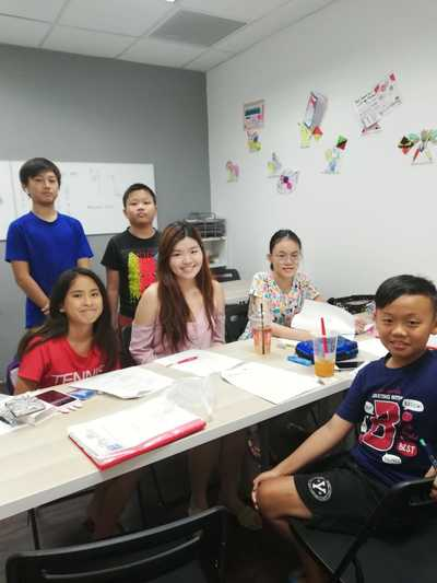 tuition centre in Woodlands